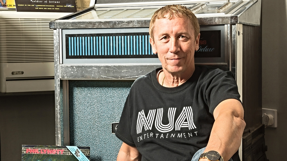 """When people say to me that I was responsible for them either getting into music or influenced them or made them want to start off, that's a great thing for me. It's quite an honor to have people actually admit they've followed you for a long time."" -Paul Hardcastle."