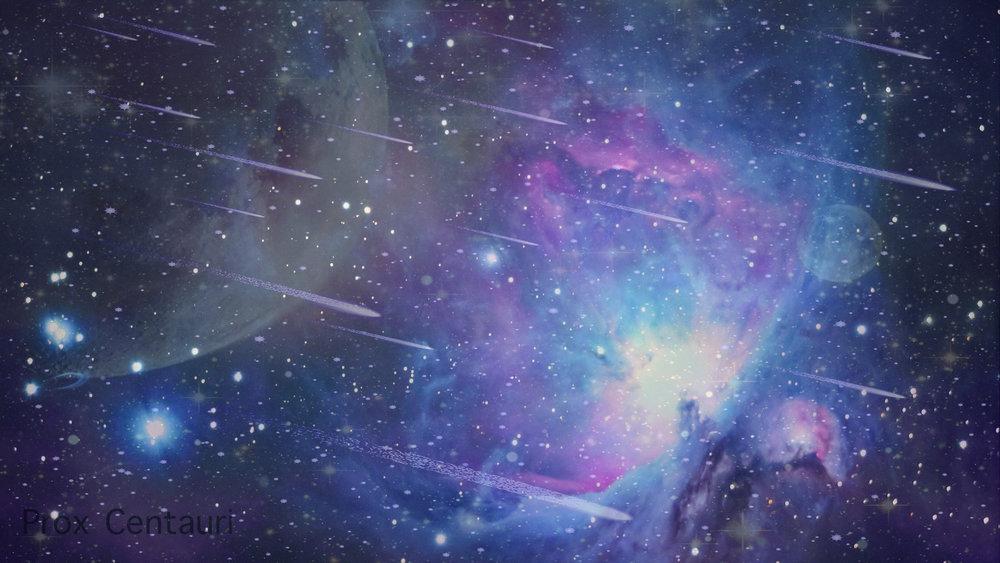 Prox Centauri:   Cosmic Transmigration
