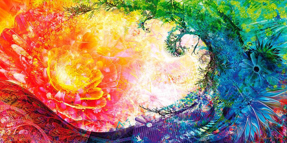 Natural Warp :   Nature's Prophet