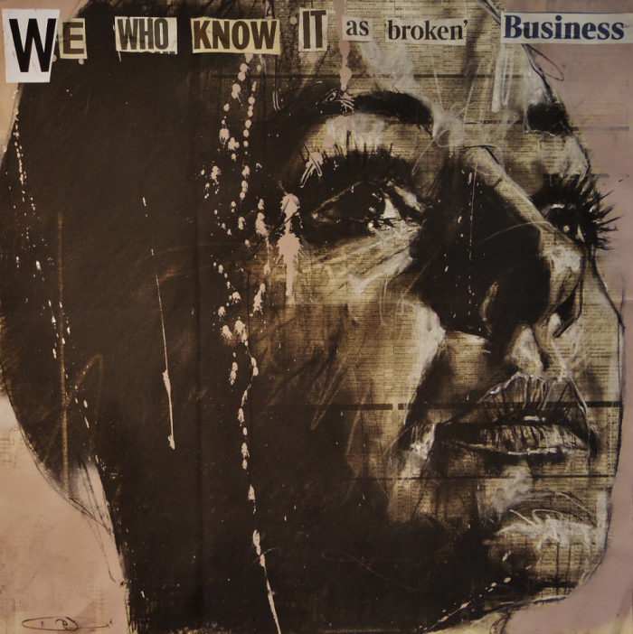 we-who-know-it-as-broken-business-conte-and-spraypaint-on-newsprint-50-x-50-cm-2017.jpg