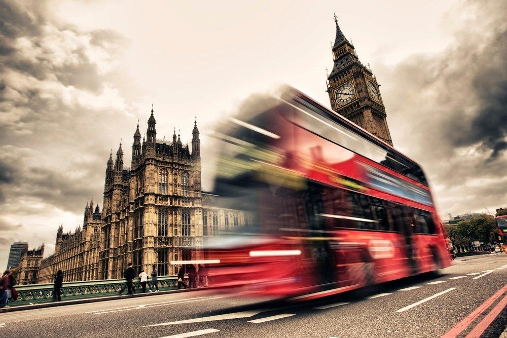 Kensington Bus