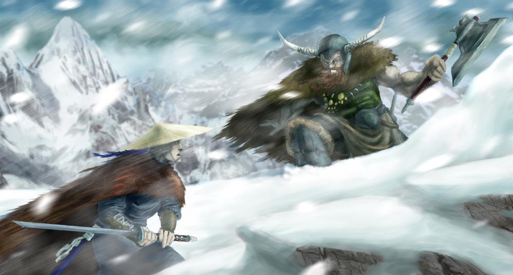 JZ thesamuraivsthe-viking.jpg