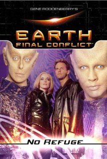 Not about to relive that year of college where every laundry day, I had to wear that Earth: Final Conflict shirt...