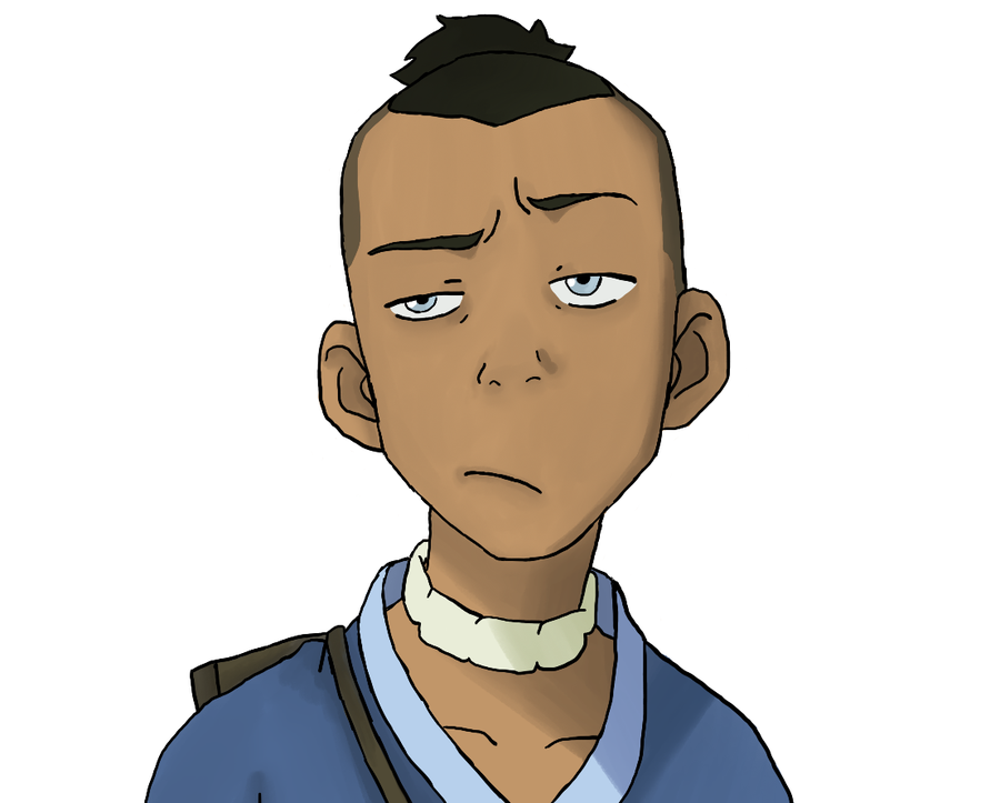 http://dejakob.deviantart.com/art/The-Legend-Of-Aang-Sokka-portrait-317133171 nails it.