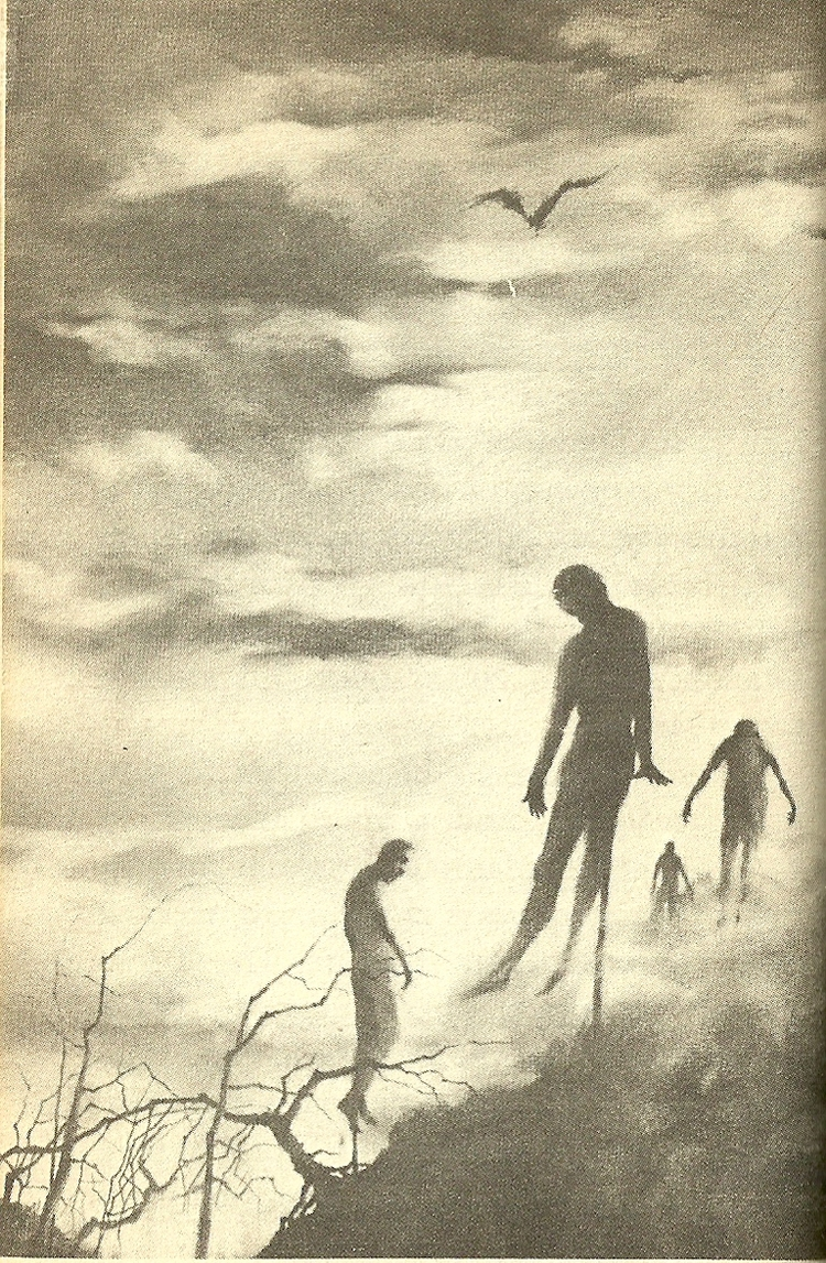 stephen gammell s vampire illustrations i write monsters cracked open a copy of the eerie series s meet the vampire and received a pleasant for me that is surprise inside a decade before scary stories to