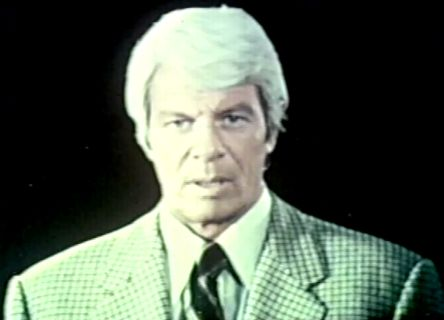 """ Hi, I'm Peter Graves. I'd like to enroll at the University of Minnesota."""