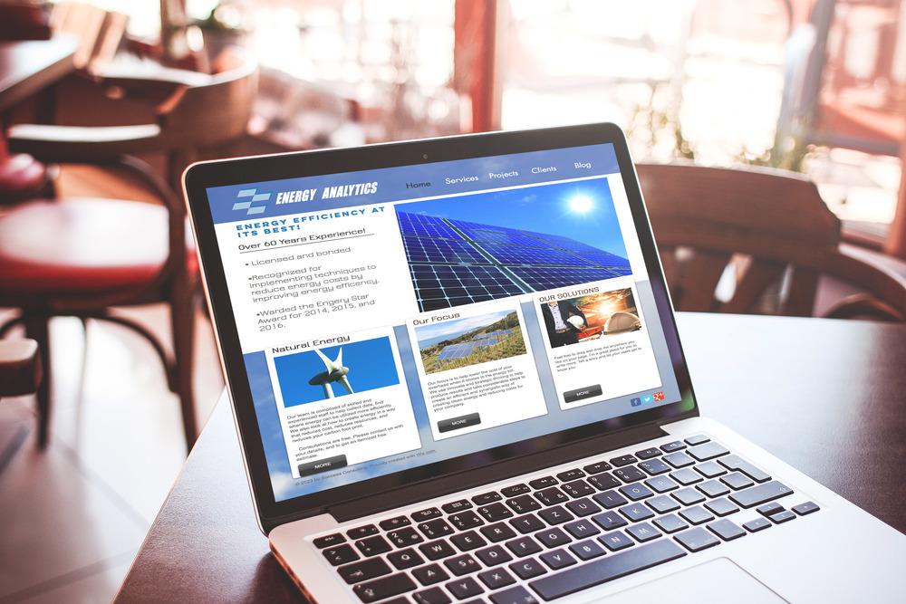 Energy Analytics Website