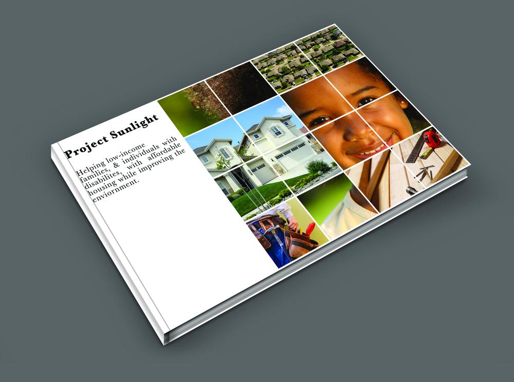 Non Profit Marketing Brochure