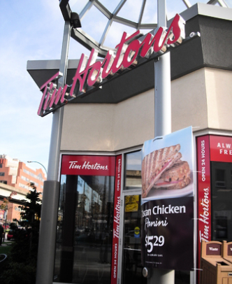 Tim Hortons Entrance.jpg