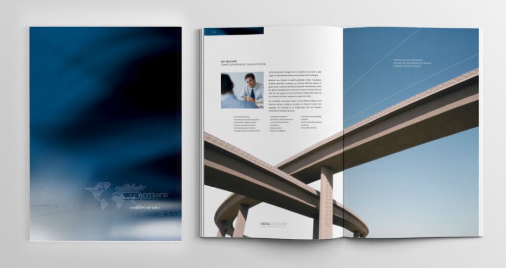 OCRA Worldwide Brochure - Design 4 Business