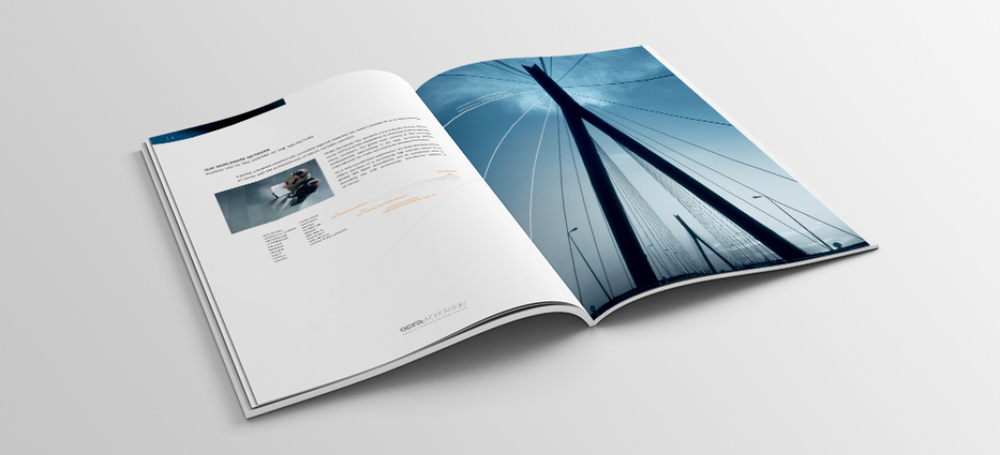 OCRA Worldwide Brochure Design - Design 4 Business