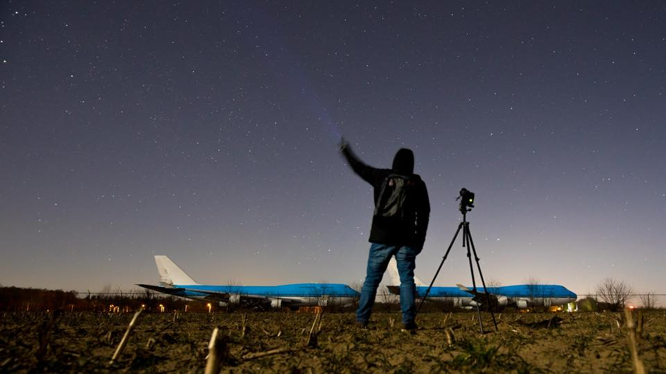 The darkest nights - produce the brightest stars