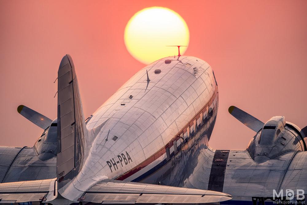 DC-3 Dakota from DDA Classic Airlines