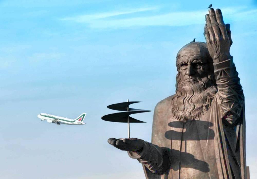Aeroporto Inernazionale Leonardo da Vinci
