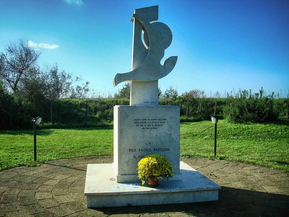 Parco letterario Pasolini