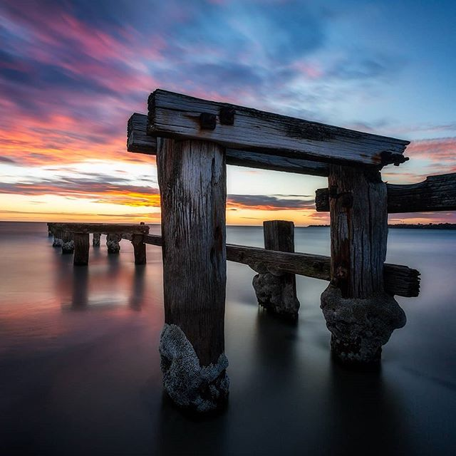This was one of the first places where I started to really love shooting landscape photos. In saying that I have just launched a round of Long Exposure Photo Workshops at Mentone Pier, Mentone. . 🌄 Only $99 per person, 2 dates 21 Dec 2018 and 18th Jan 2019. . Get in fast, places as always are limited. Click the link in my bio to book. 😁📷 . #melbourneiloveyou #melbmoment #visitmelbourne #visitvictoria #melbourne #thisismelbourne #aussie_images #aussie_images #melbourne_insta #wonderlustmelbourne #wow_australia2018 #melbournesights #neverstopexploring #special_shots #australiagram #wandervictoria