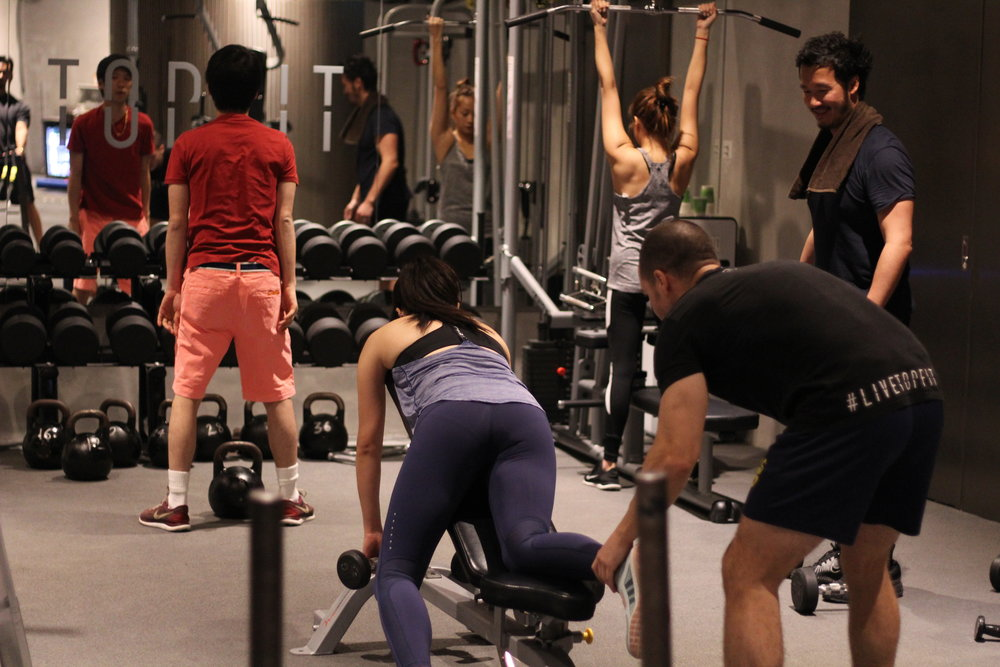 Gym Rental Equipments - TopFit Gym Hong Kong.JPG