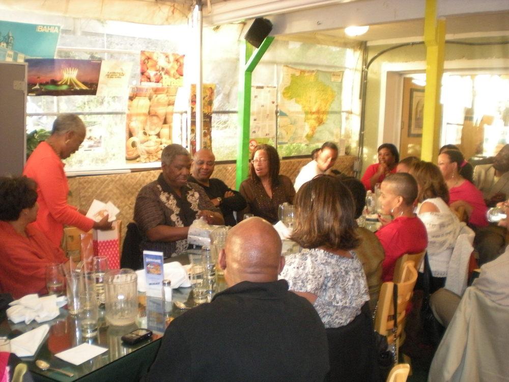 Birthday Party at Tempero Do Brasil