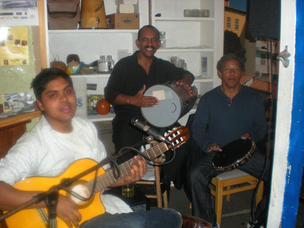 Samba Music at Tempero