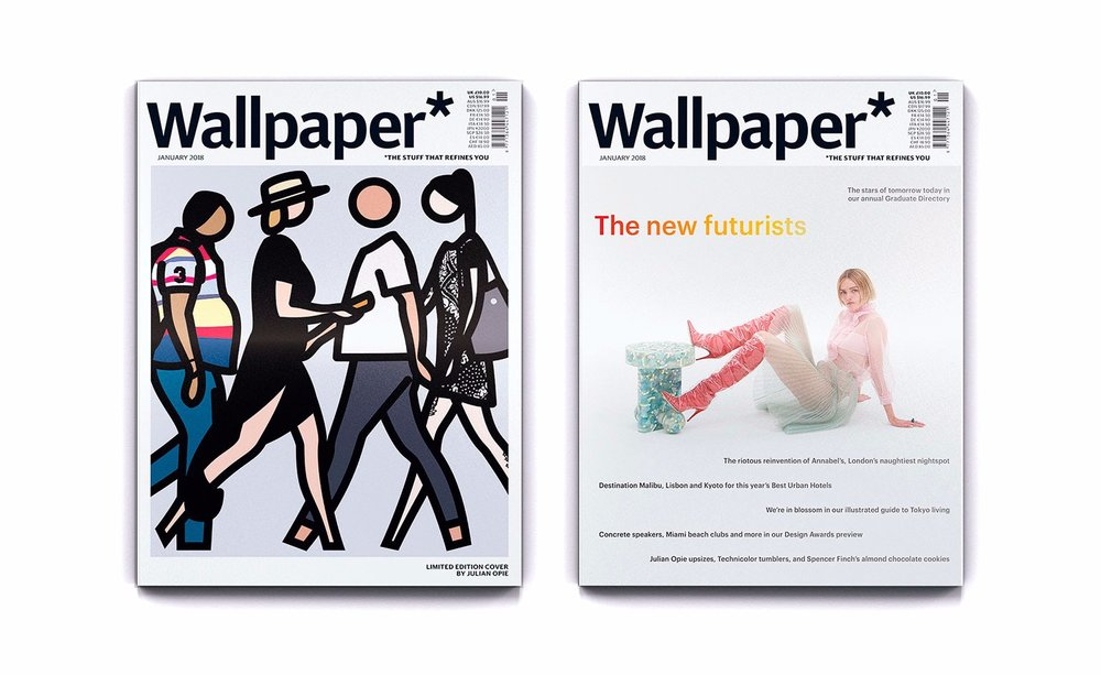 WALLPAPER* MAGAZINE / NEXT GENERATION ISSUE