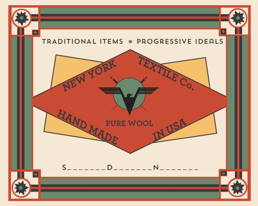NYTC Makes Traditional Items Based On Progressive Ideals. -