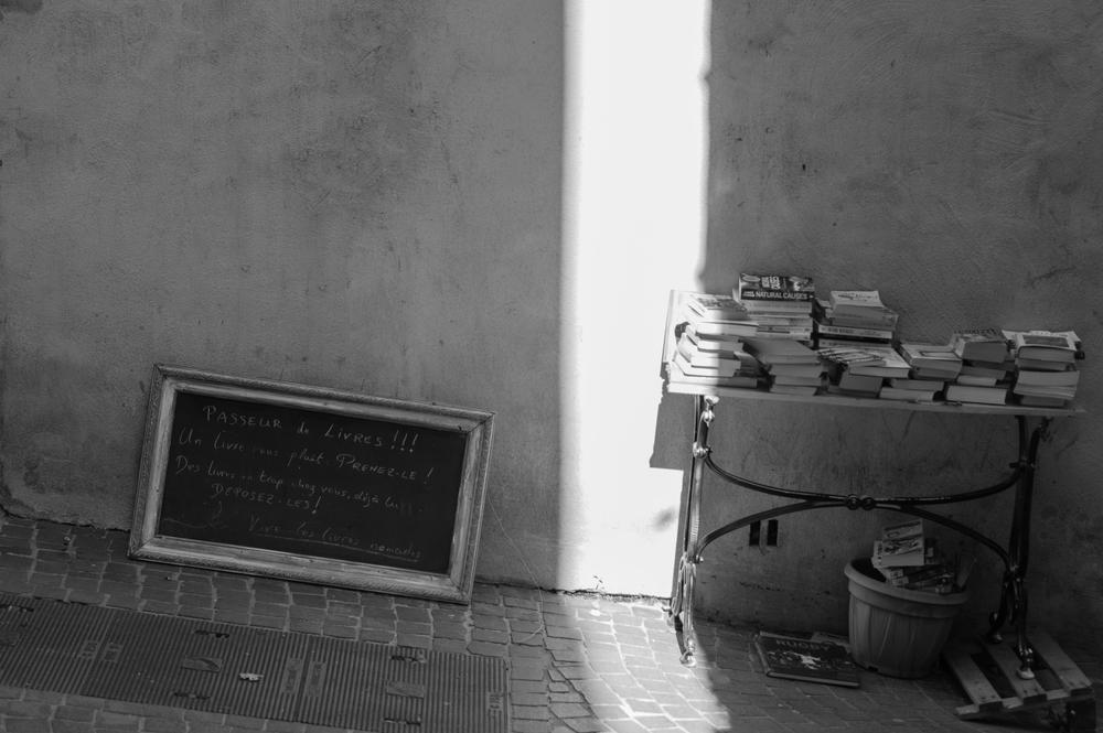 Passeur de livres