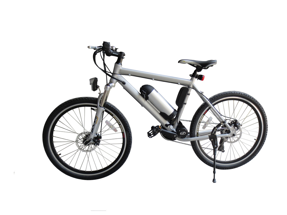 Overlander Electric Bicycle