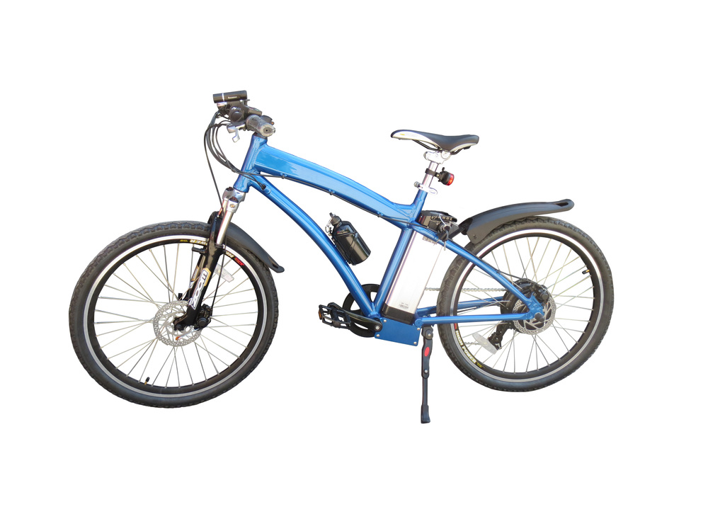 Rental Bike Koh Samui Road Runner Electric Bicycle rental