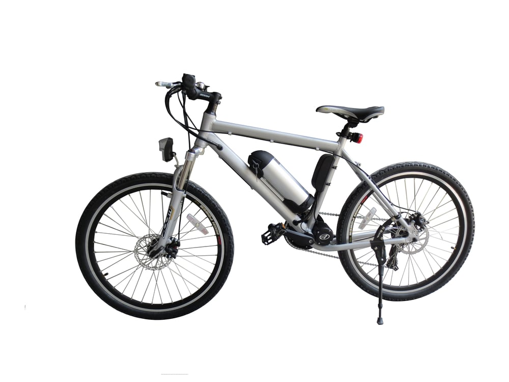 Overlander Electric Bicycle Rental