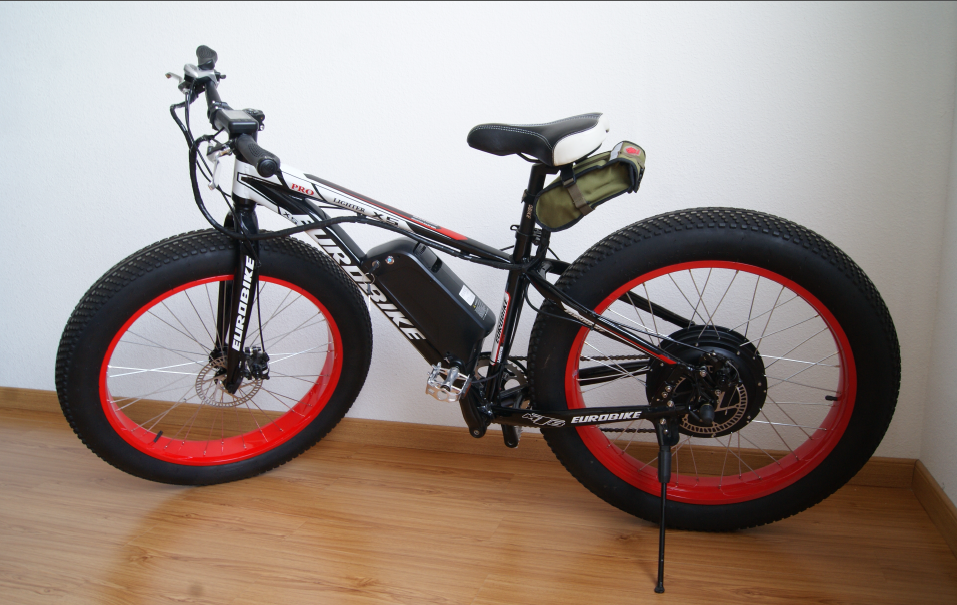 Fat Boy Electric Bicycle Rental