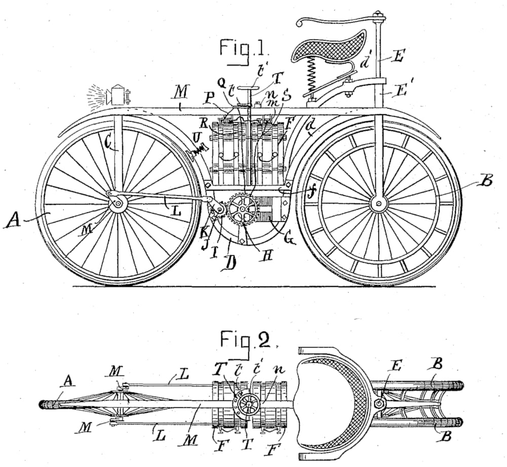 history of Electric Bicycles