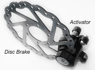 Mech Brake setup