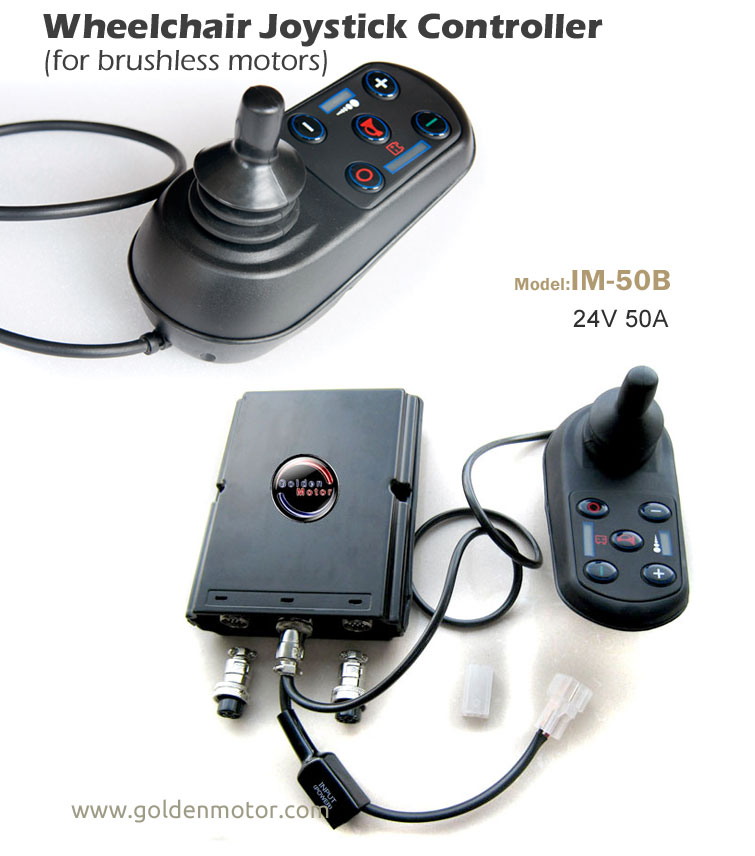 Electric Wheelchair Joystick Controller
