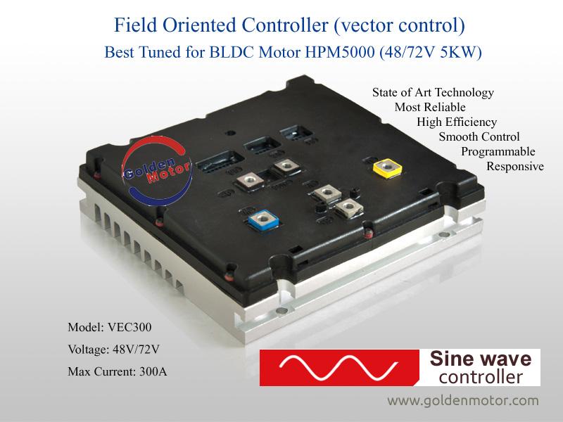 VEC 200A Golden Motor Thailand Controller