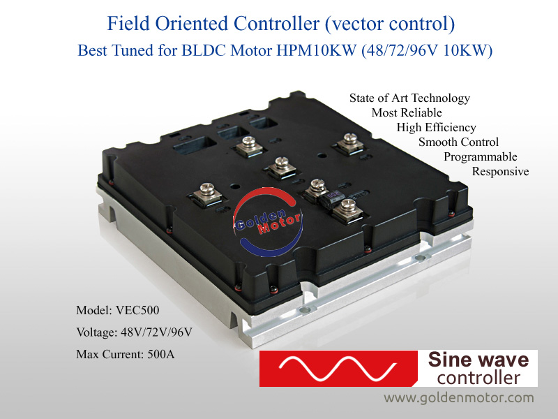 VEC 500 Electric Golden Motor Controller Thailand