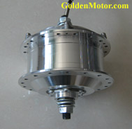 Mini Front Electric Golden Motor Thailand