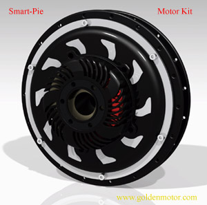 Smart Pie Electric Golden Motor Thailand