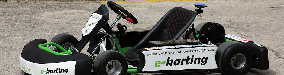 Electric Go Kart Golden Motor Thailand