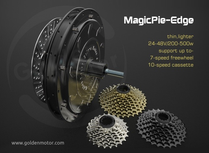 magic Pie Edge Golden Motor Thailand