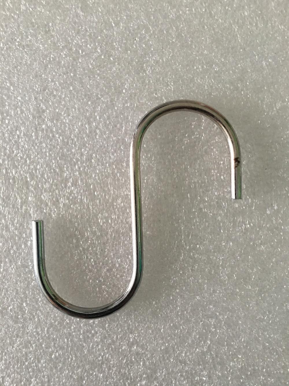 """""""S"""" Hook"""