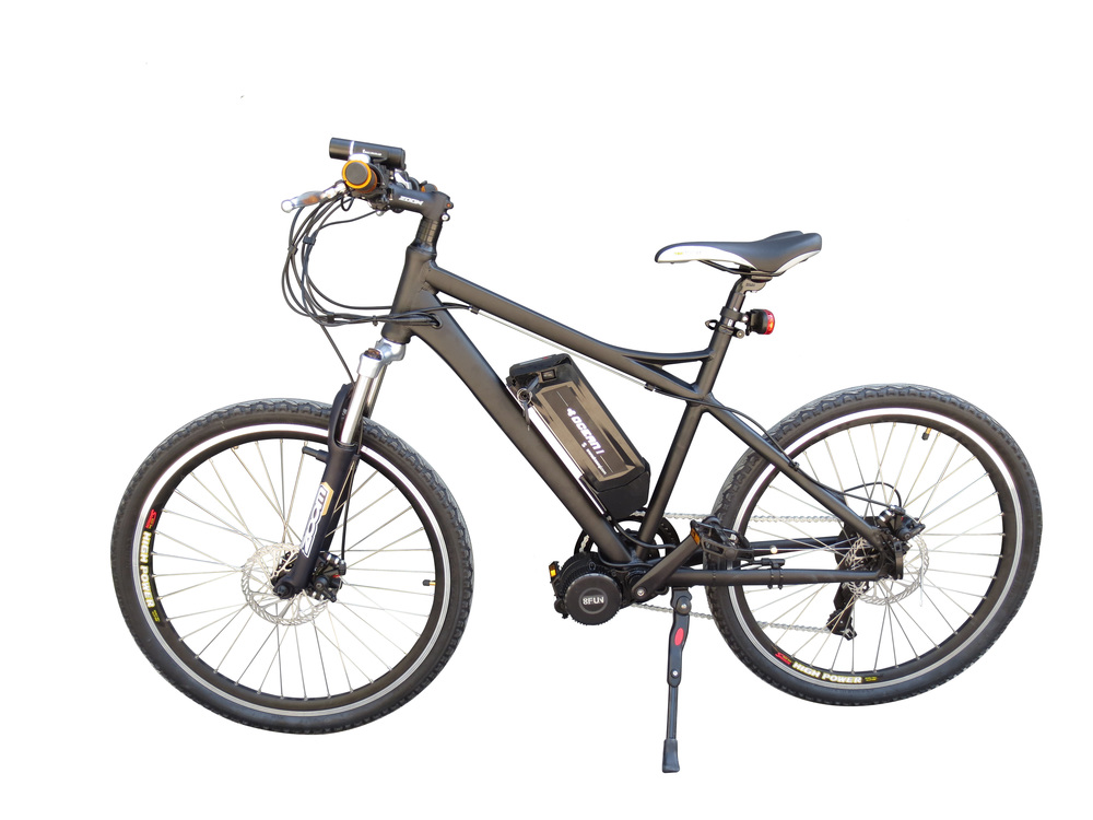 Rental Electric Bike Cross Country