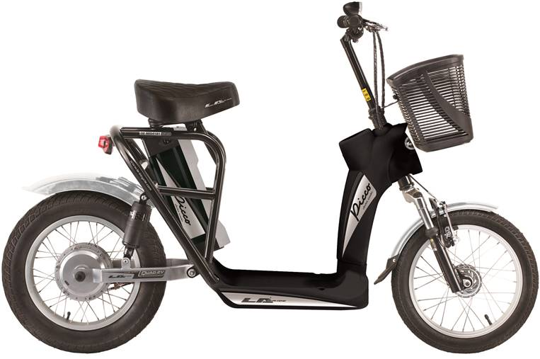 Discontinued LA Picco Electric bike www.electricbikesthailand.com