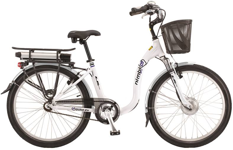 Discontinued LA Nimble Electric Bike www.electricbikesthailand.com