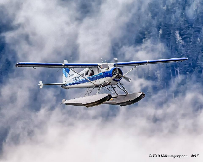 GETTING TO THE ISLAND BY AIR IS AN UNFORGETTABLE EXPERIENCE. IMAGE  BY EXIT186IMAGERY.COM COURTESY OF TAQUAN AIR
