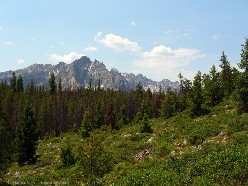 The Sawtooth Mountains, Idaho. Image:  ©SStrickler⎮Dreamstime.com