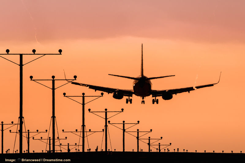 Air travel today has a huge carbon footprint, but without it we could loose the economic and social benefits of 542.5 million tourists. Image: Plane©Briancweed⎮Dreamstime.com