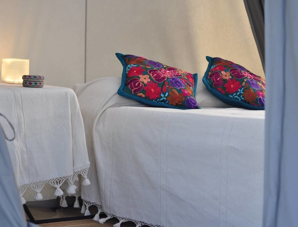 Cozy beds and delicious meals are just the beginning at turtle camp at Magdalena Bay