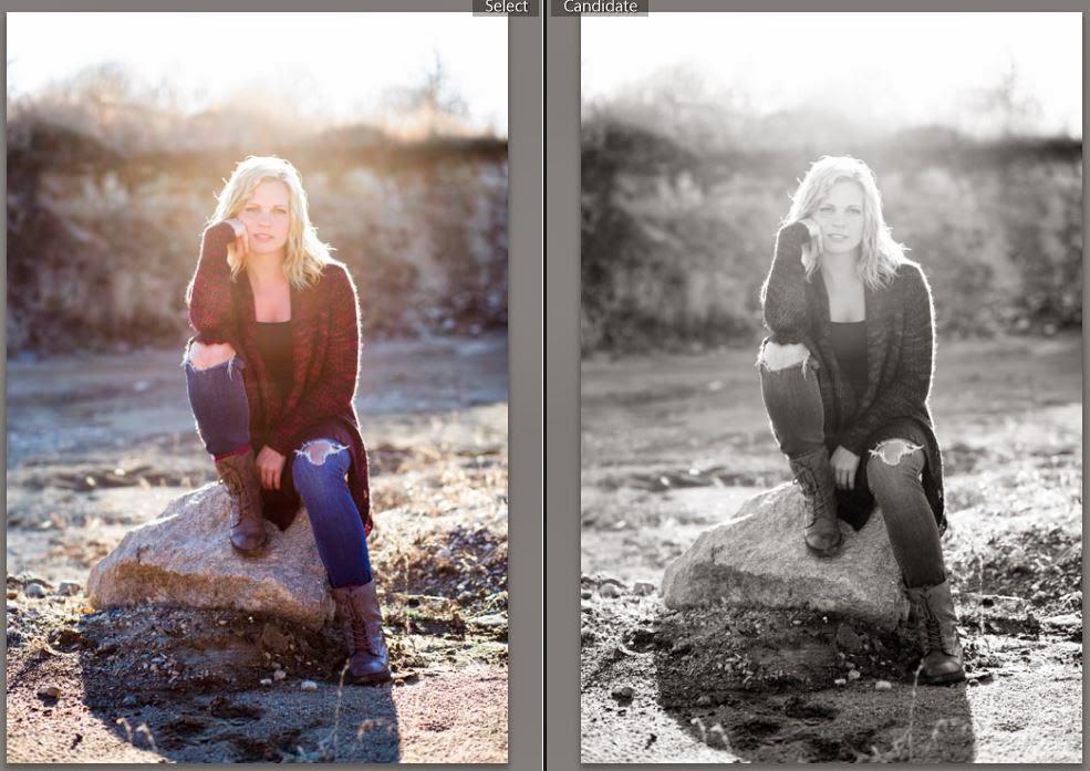 Fargo/Moorhead Area High School Senior Photographer | Sun Flare