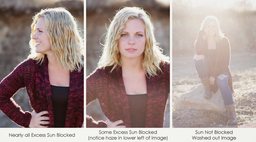 Fargo/Moorhead Area High School Senior Photographer | Sun Flare