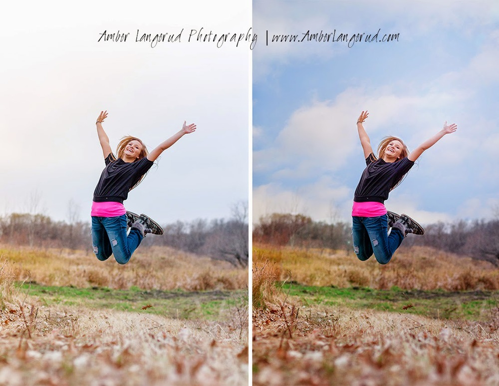 Detroit Lakes Area Photographer | High School Senior Photography | Jumping Photo